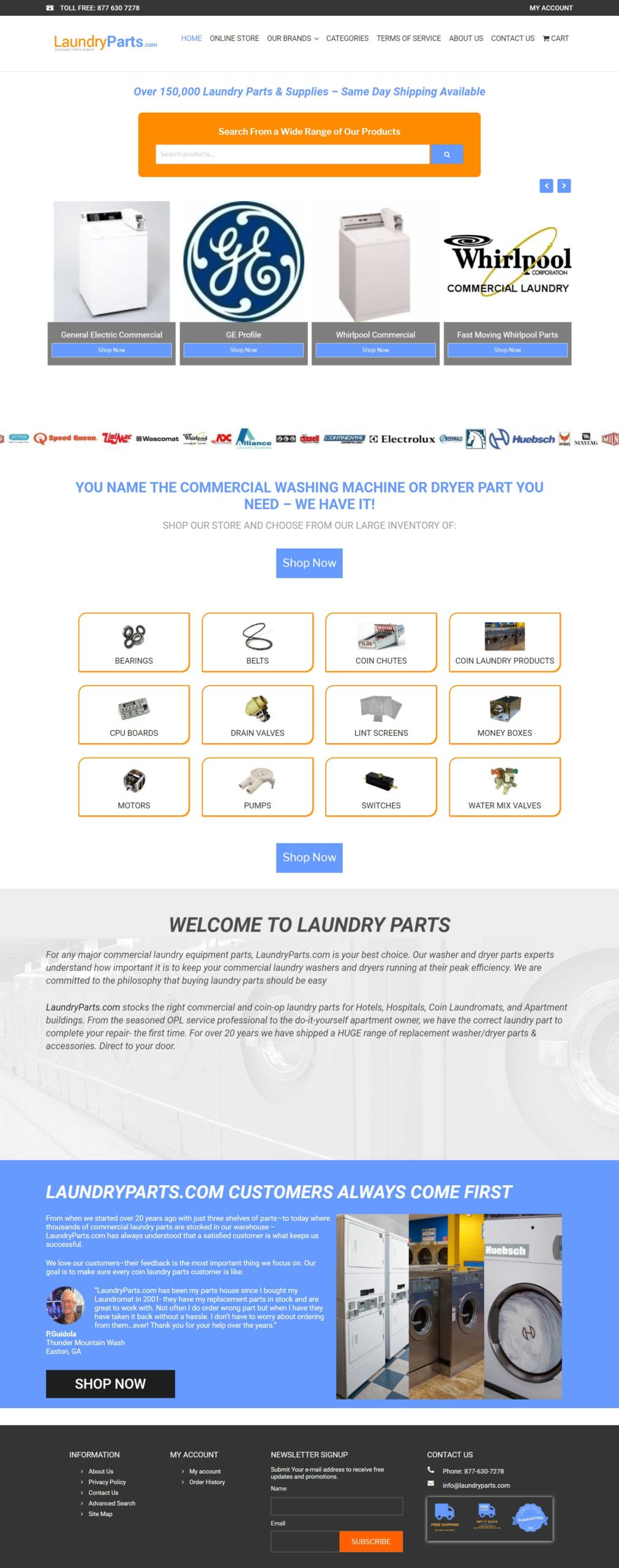 laundryparts