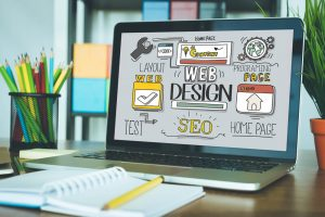 Web Design Development - The Ad Firm
