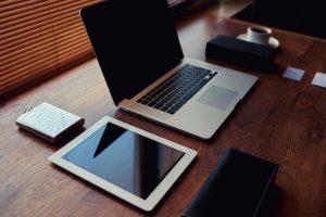 Laptop, Technology Web Design Services Tools