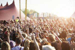 Music Festival in Irvine California